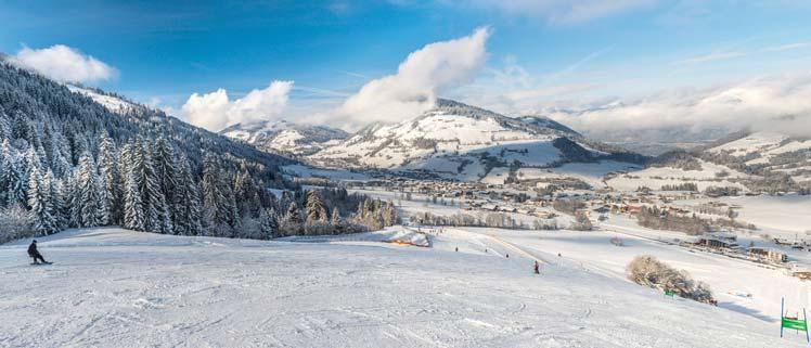 Alpbachtal Wintersporten ©Ski Juwel Alpbachtal Wildschönau