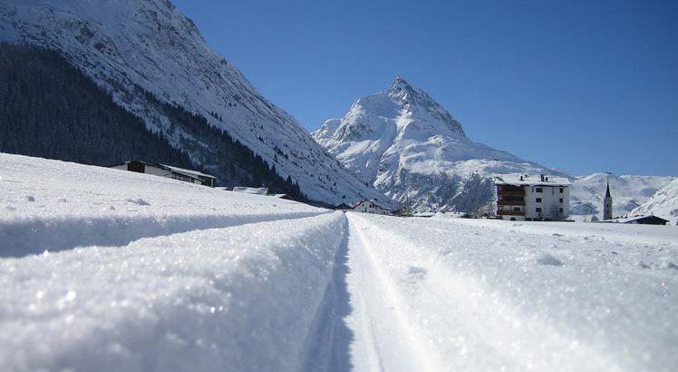 Galtür Wintersport