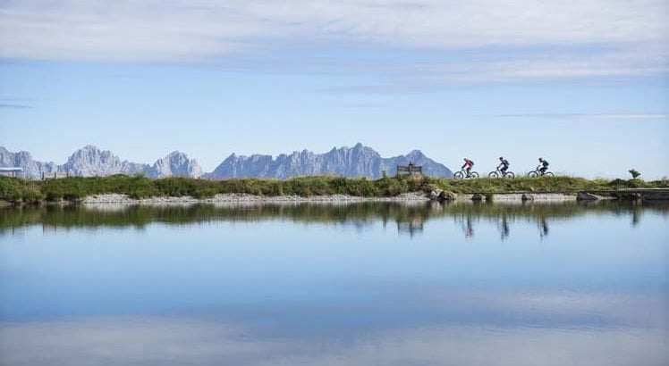 Kitzbuheler Alpen ©Tirol Werbung / Neusser Peter