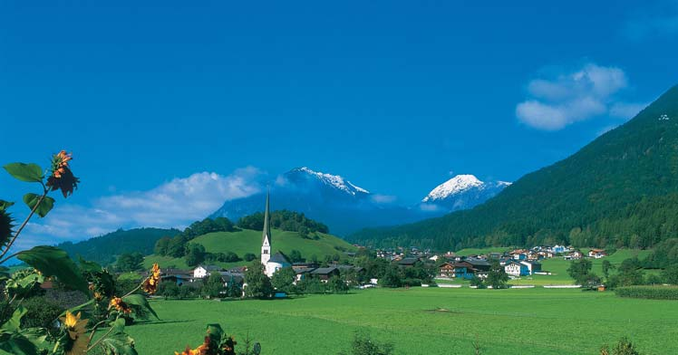 Wiesing ©Achensee Tourismus