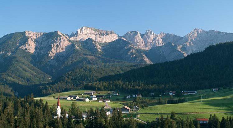Steinberg am Rofan ©Achensee Tourismus