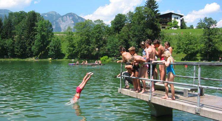 Alpbachtal Zomersport en Recreatie ©Alpbachtal Seenland Tourismus