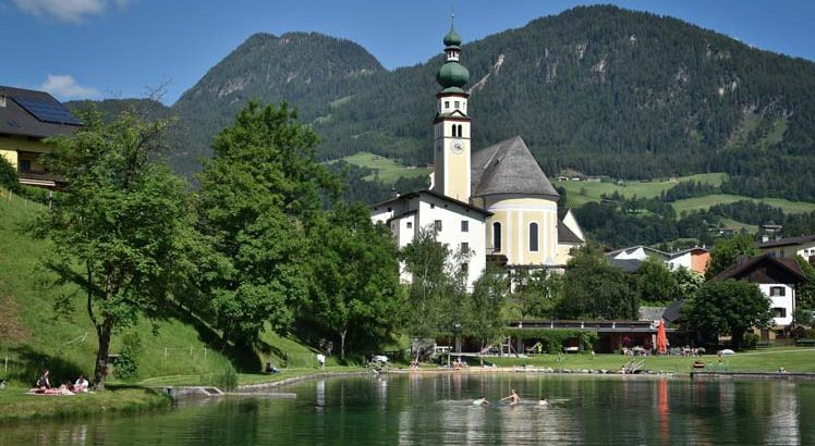 Reith im Alpbachtal ©Alpbachtal Seenland Tourismus / Grießenböck Gabriele