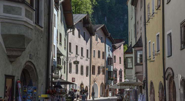 Rattenberg ©Alpbachtal Seenland Tourismus / Grießenböck Gabriele