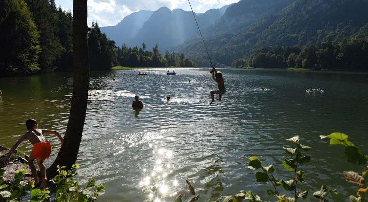 Kramsach ©Alpbachtal Seenland Tourismus / Berger Bernhard