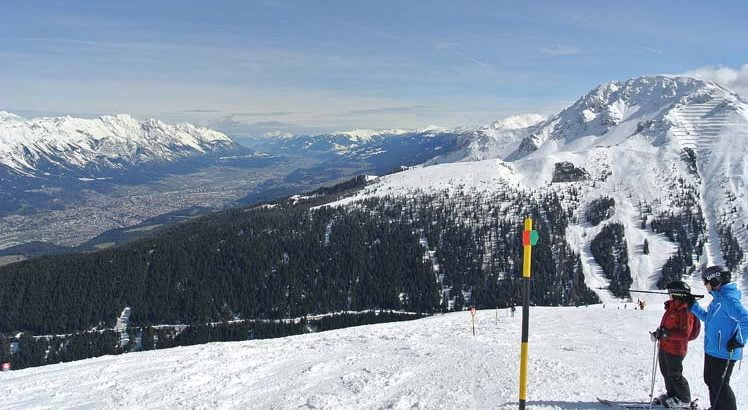 Innsbruck wintersporten