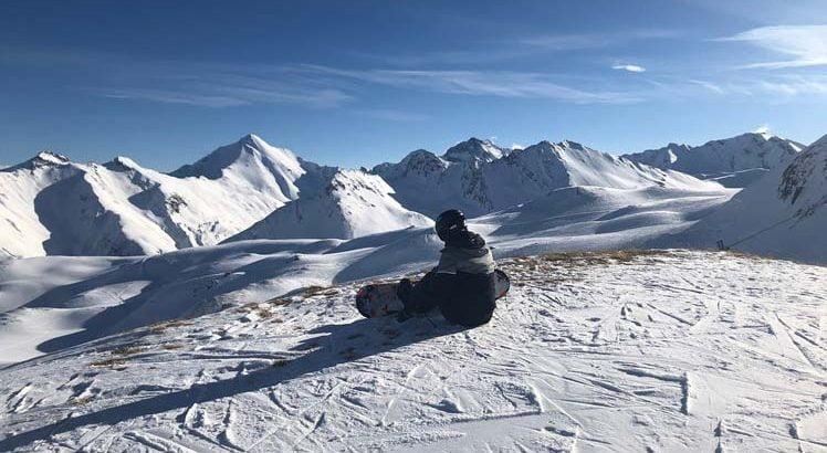 Paznauntal Wintersporten