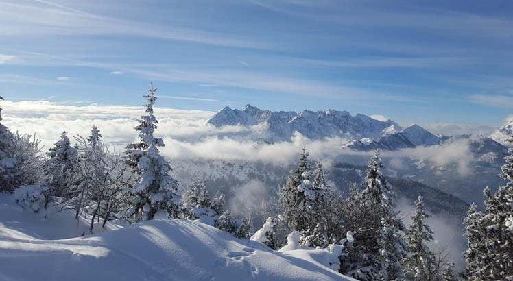 Skigebied Kössen
