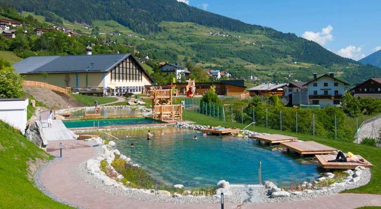 Pitztal Zomersport en Recreatie ©Hochzeiger Bergbahnen