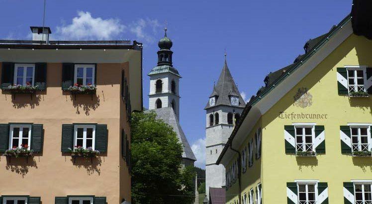 Kitzbühel ©Tirol Werbung / Aichner Bernhard