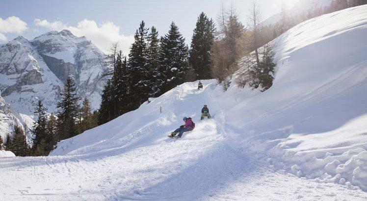 Stubaital Wintersporten ©Tirol Werbung / Heinzlmeier Bert