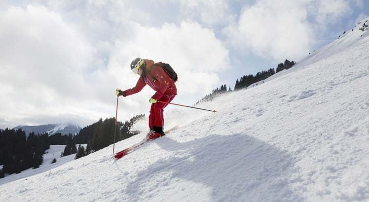 Wilder Kaiser Wintersporten ©Tirol Werbung / Heinzlmeier Bert