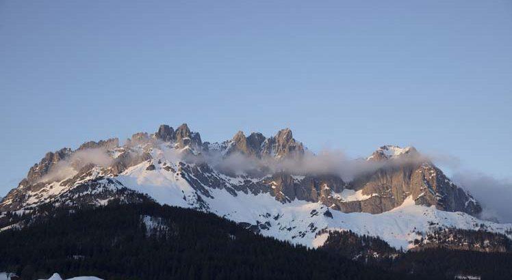 Kitzbüheler Alpen Wintersporten ©Tirol Werbung / Heinzlmeier Bert