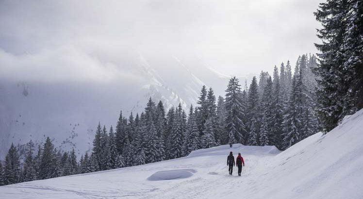 Reutte Wintersporten ©Tirol Werbung / Neusser Peter