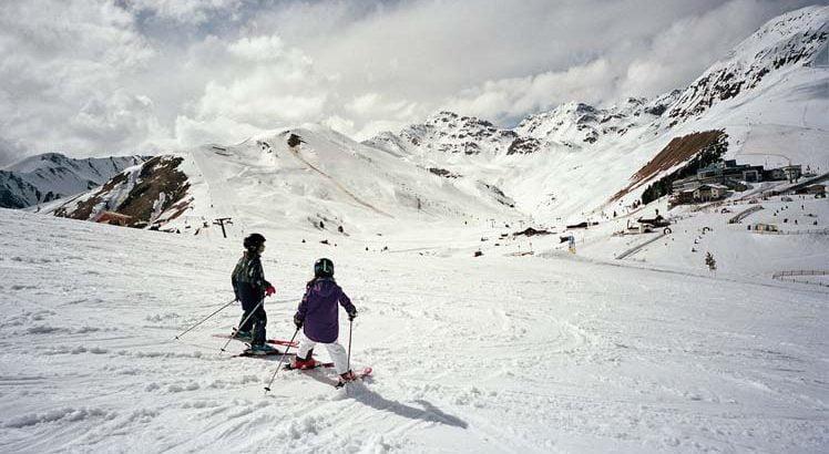 Serfaus Fiss Ladis Wintersporten ©Tirol Werbung / Moore Casey