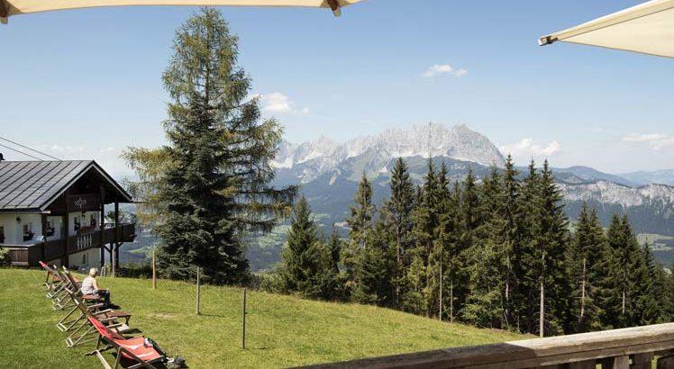 Ferienregion St. Johann Bezienswaardigheden ©Tirol Werbung / Bauer Frank