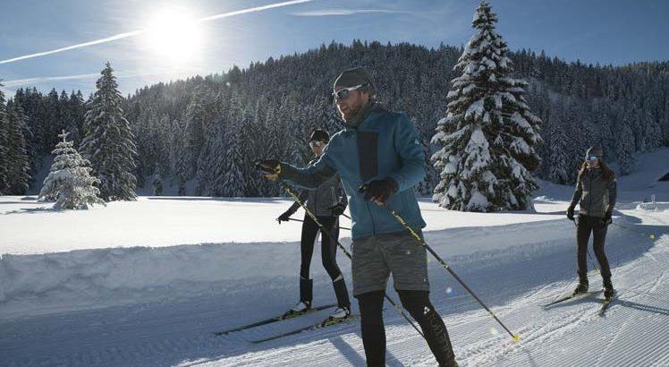 Olympiaregion Seefeld Wintersporten ©Tirol Werbung / Aitzetmüller Johannes