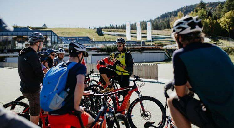 Olympiaregion Seefeld Mountainbike ©Tirol Werbung / Schwarz Charly
