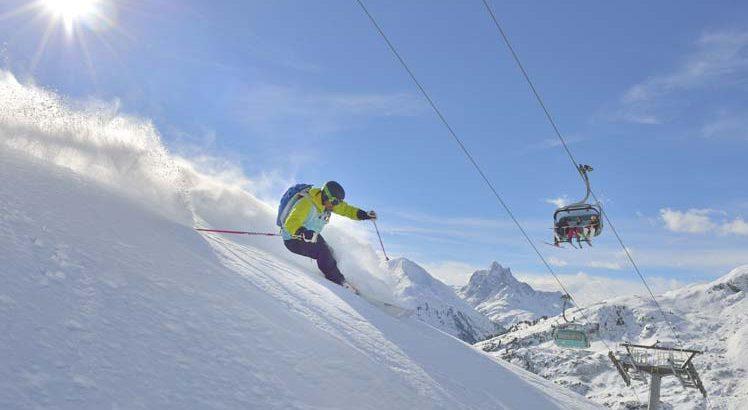 St Christoph am Arlberg ©Tirol Werbung / Mallaun Josef