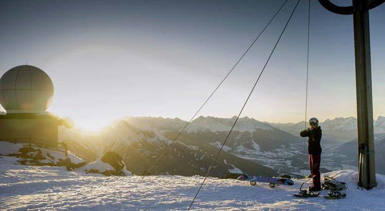 Patscherkofel Wintersport ©Tirol Werbung / Herbig Hans