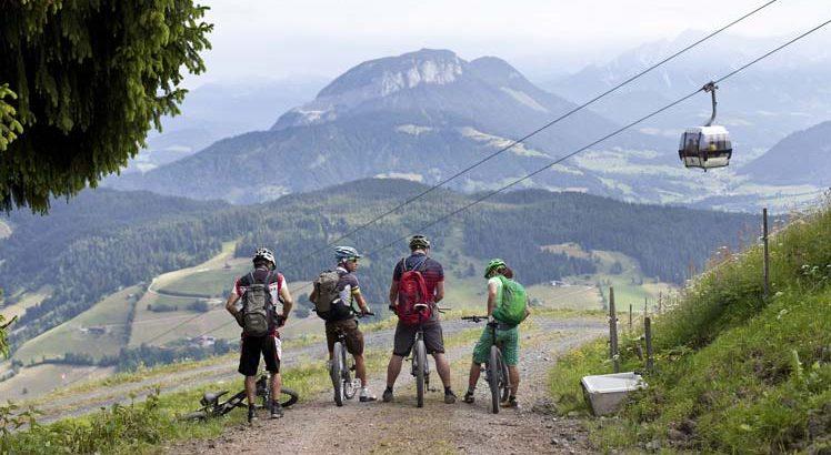 Wildschönau Mountainbike ©Tirol Werbung / Soulas Oliver