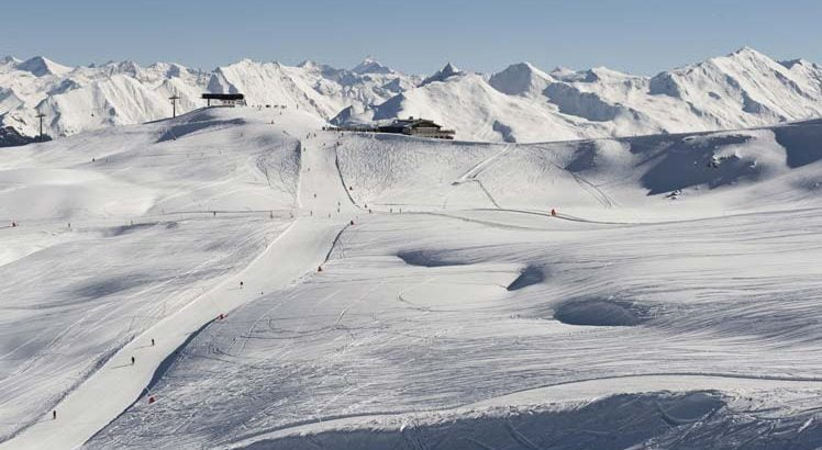 Kitzbühel Kirchberg Wintersport ©Tirol Werbung / Bauer Frank