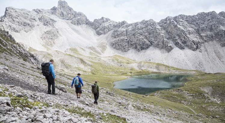 Tirolwest Wandelen ©Tirol Werbung / Gigler Dominik