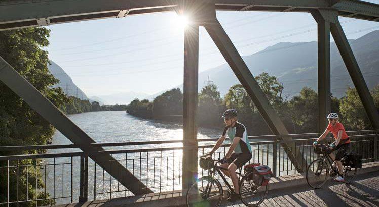 Silberregion Mountainbike ©Tirol Werbung / Bauer Frank