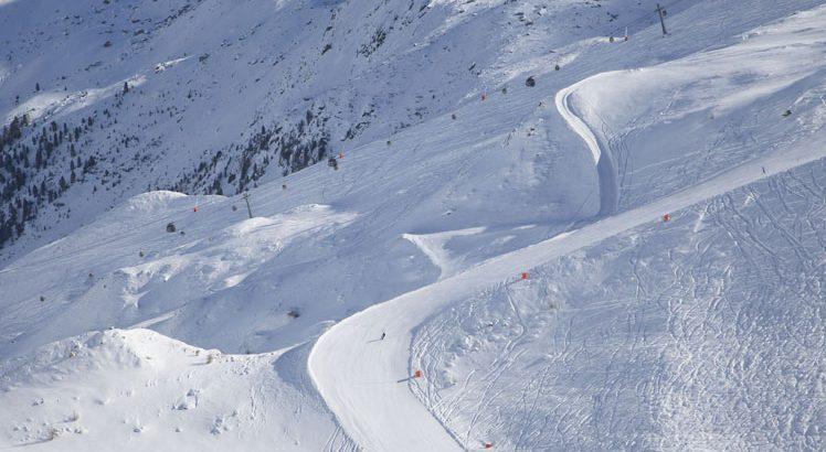 Hintertuxer Gletscher ©Tirol Werbung / Kranebitter Klaus