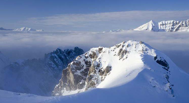 Silberegion Wintersporten ©Tirol Werbung / Ritschel Bernd