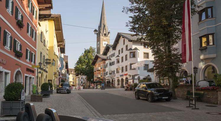 Kitzbühel Bezienswaardigheden ©Tirol Werbung / Schwarz Jens