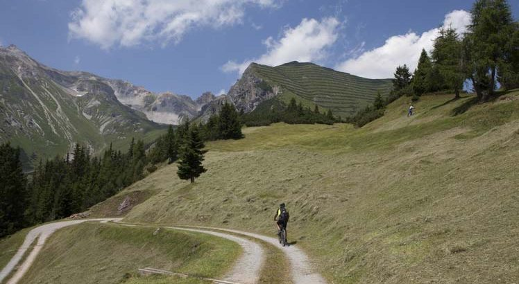 Wipptal Mountainbike ©Tirol Werbung / Jenewein Markus