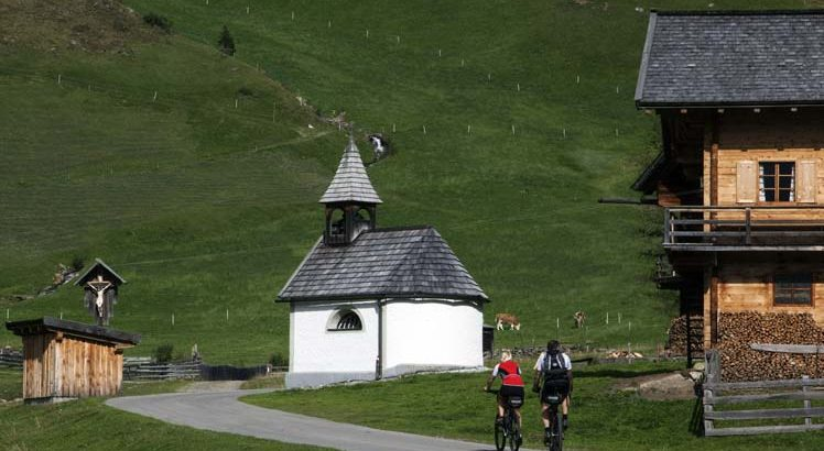 Oost Tirol Mountainbike ©Tirol Werbung / Uhlig Bernd