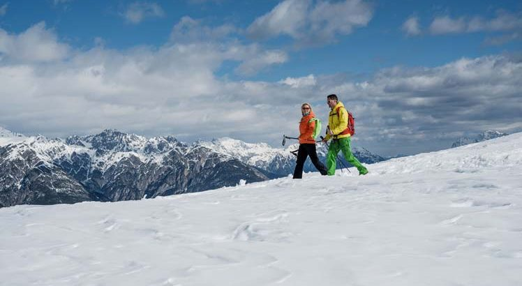 Venetregion Wintersport ©Tirol Werbung / Herbig Hans