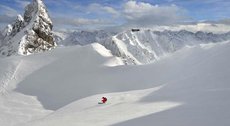 Lechtal Wintersporten