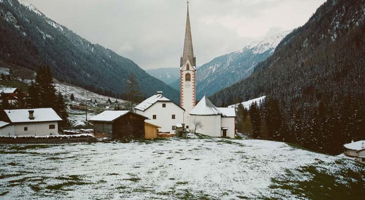 St Sigmund im Sellraintal ©Tirol Werbung / Marshall George