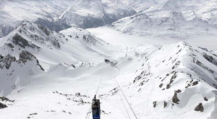 St Anton Wintersporten ©Tirol Werbung / Sailer Gregor