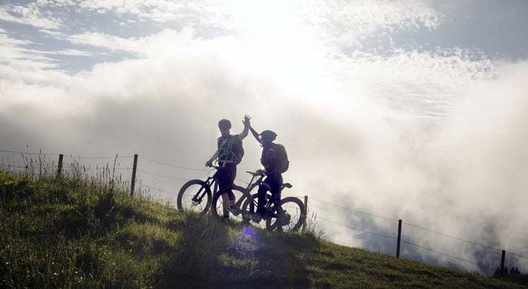 Kitzbühel Mountainbike ©Tirol Werbung / Jarisch Manfred