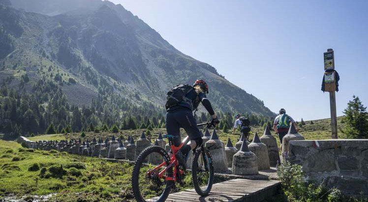 Tiroler Oberland Mountainbike ©Tirol Werbung / Neusser Peter